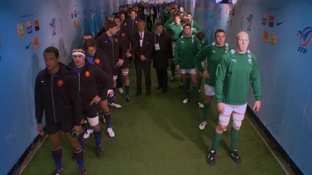 VIDEO. XV de France et Irlande inséparables depuis deux ans dans le 6 nations