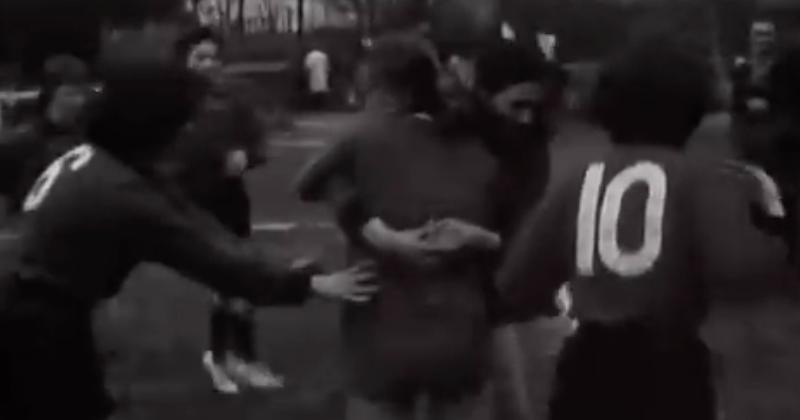 RUGBY FÉMININ - Découvrez les premières images du rugby féminin, 50 ans après [VIDÉO]