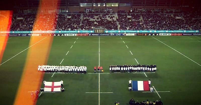 XV de France féminin - Quatre matchs au programme sur France TV