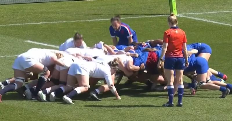 XV de France Féminin : la composition pour la revanche face à l'Angleterre est là !