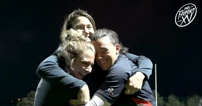 XV de France féminin - la composition pour recevoir l'Angleterre à Clermont
