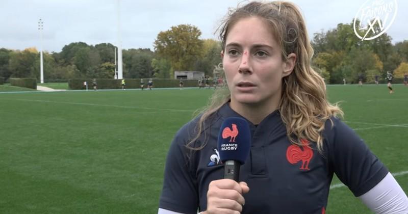 XV de France féminin - Le groupe pour le premier Crunch face à l'Angleterre