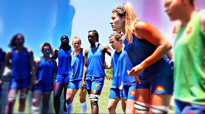 XV DE FRANCE FEMININ - Les 24 joueuses pour recevoir l'Angleterre connues