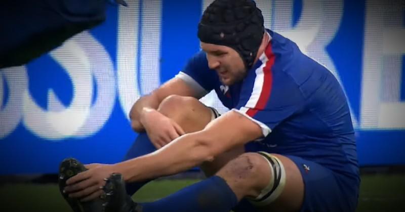 XV de France - François Cros out pour la fin de la tournée d'automne ?
