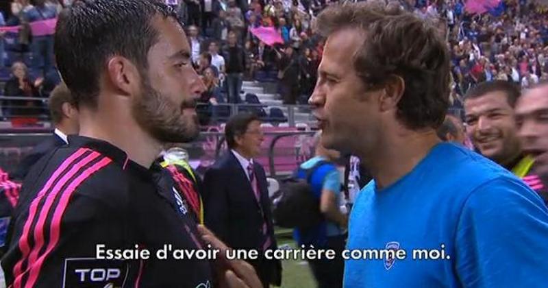 XV de France - Geoffrey Doumayrou n'a ''pas de souci'' avec Fabien Galthié