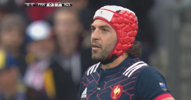 VIDÉO. France - All Blacks : Kevin Gourdon cité pour une ''charge dangereuse''