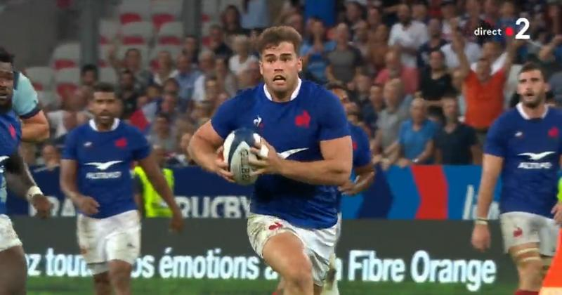 Quatre changements pour la revanche face à l'Ecosse — XV de France