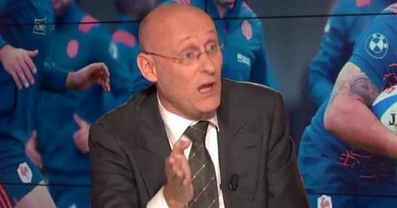 XV de France : la mise au point de Bernard Laporte sur la présence d'étrangers chez les Bleus