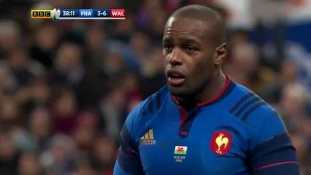 VIDEO. 6 Nations - XV de France : Eddy Ben Arous se révèle face au Pays de Galles