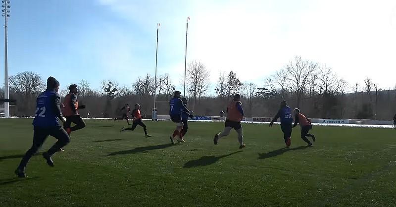 XV de France. Le groupe renforcé par l'arrivée des U20 pour préparer l'Ecosse avec intensité