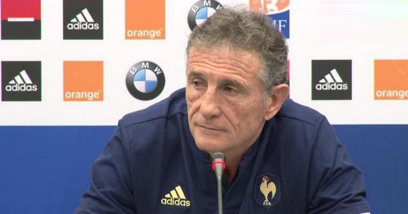 XV de France : le Midi Olympique affirme que Guy Novès ne sera plus sélectionneur en 2018
