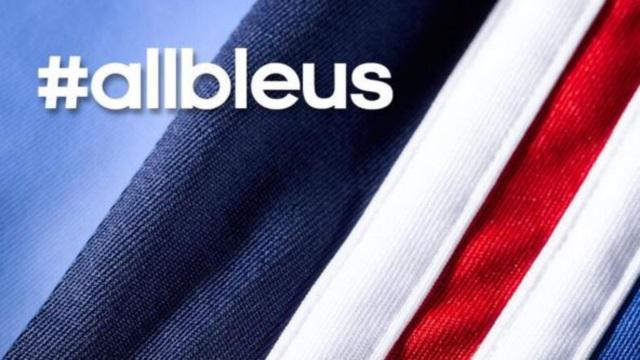 XV de France : Adidas révèle le nouveau maillot des Bleus