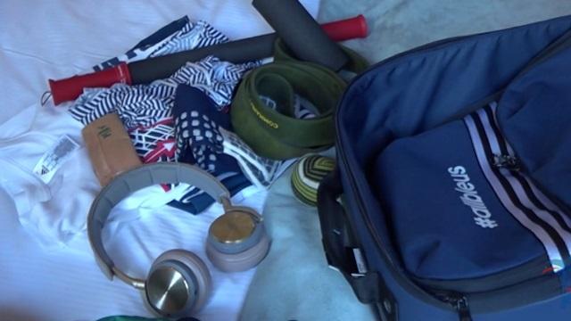 VIDEO. INSOLITE : le rituel de la préparation du sac de rugby avec Maxime Machenaud