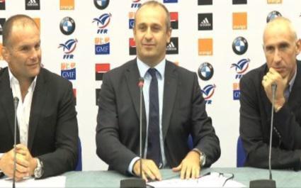 XV de France : Ce qu'il faut retenir de la conférence de presse du staff