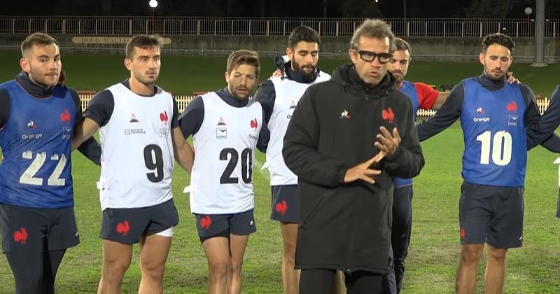 XV de France : les Bleus sur le pont, à quelle heure pour défier l'Australie ?