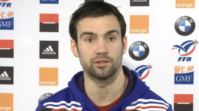 XV de France : Morgan Parra forfait jusqu'à la fin du Tournoi des 6 Nations
