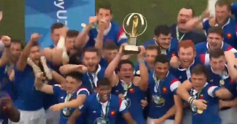 France - Angleterre : un champion du monde U20 fait son entrée sur le banc