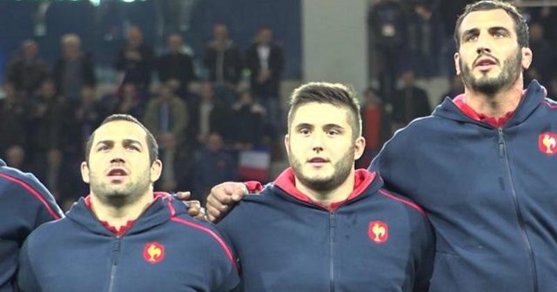 XV de France : pas de Racingmen mais trois nouveaux appelés pour le stage préparatoire