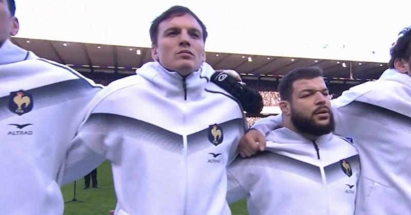 XV de France : pas de sanction pour les fêtards d'Edimbourg