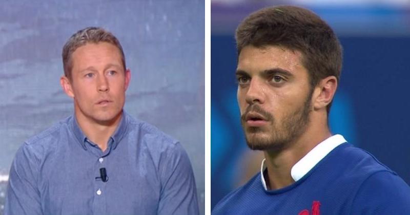 XV de France : pour Jonny Wilkinson, Romain Ntamack a un ''potentiel énorme''