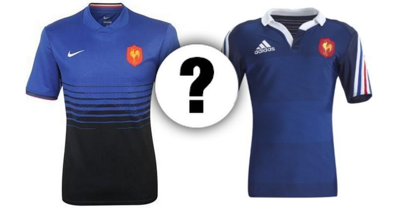 PHOTOS - XV de France : quel est le plus beau maillot domicile des Bleus depuis dix ans ?