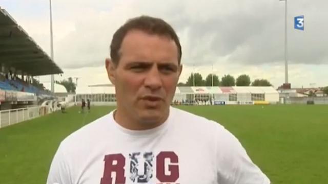 XV de France - BFM TV désigne Raphaël Ibanez comme le successeur de Philippe Saint-André