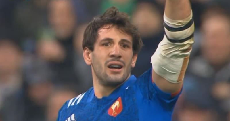 XV de France : Rémi Lamerat forfait, un Parisien arrive pour le remplacer