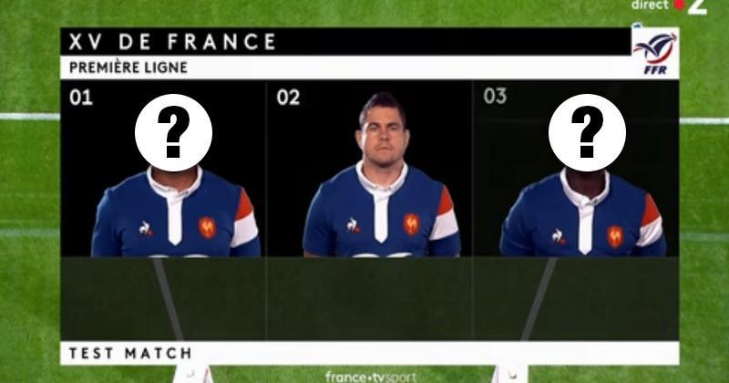 XV de France - Votre composition pour affronter les Fidji