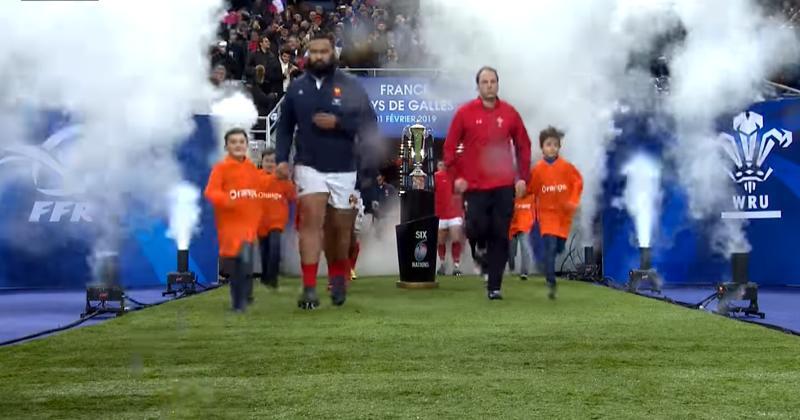 XV de France : Wesley Fofana et Uini Atonio vers le forfait face à l'Angleterre ?