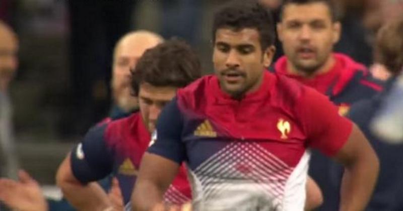 XV de France : Wesley Fofana forfait pour le match face aux All Blacks