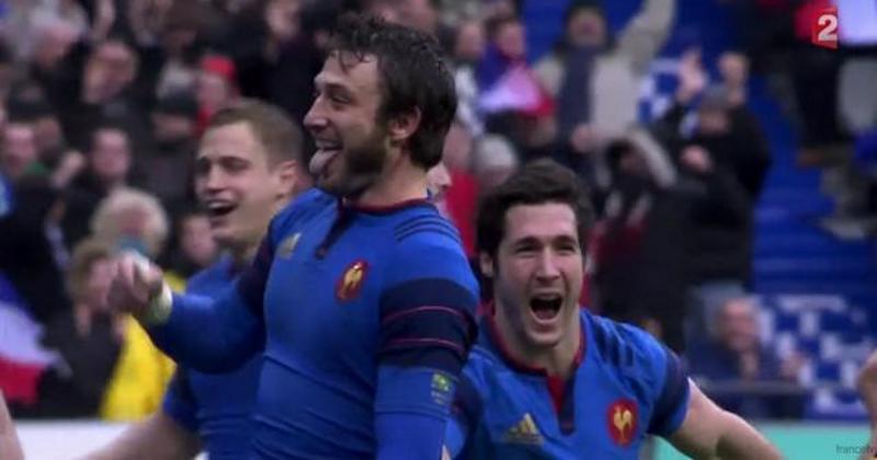 XV de France : Yoann Huget à la place de Maxime Médard à l'arrière ?