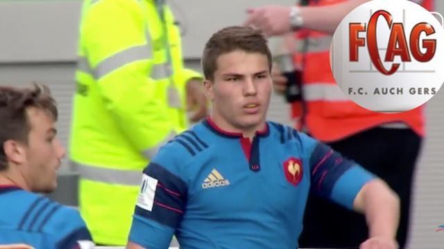Le XV des joueurs passés sous le maillot du FC Auch Gers