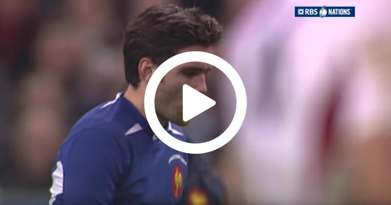 [FLASHBACK] Il y a 15 ans, le XV de France battait l'Angleterre pour le 8e Grand Chelem de son histoire ! [VIDÉO]