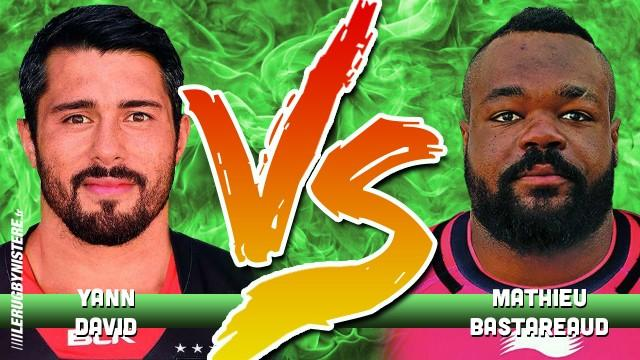 Qui prendriez-vous dans votre équipe ? Yann David vs Mathieu Bastareaud