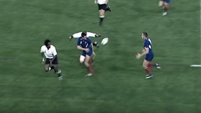 VIDEO. Jean de Villiers dévoile son Top 5 des meilleurs centres avec un Français