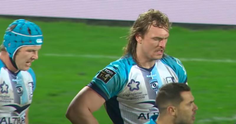 Top 14. Jacques Du Plessis, alias ''Thor'', va quitter Montpellier prochainement !