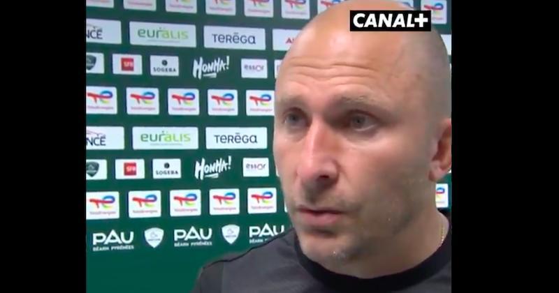 VIDEO - Sourire en coin, Pierre Mignoni (LOU) sort la sulfateuse et tire à balles réelles sur ses internationaux