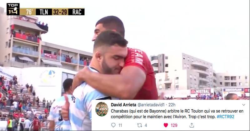 Comment les réseaux sociaux ont jugé ce Toulon vs Racing 92 ?
