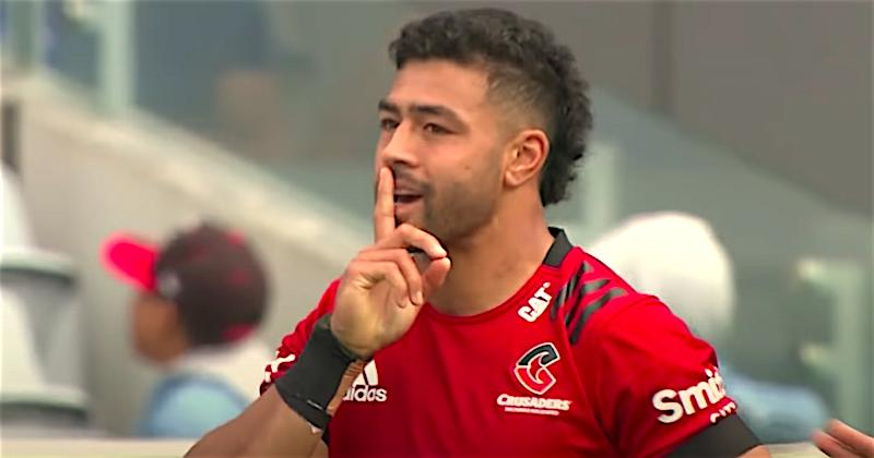 Super Rugby. VIDÉO. Mo'unga fait le show et les Crusaders s'adjugent le choc face aux Blues (27 à 43)