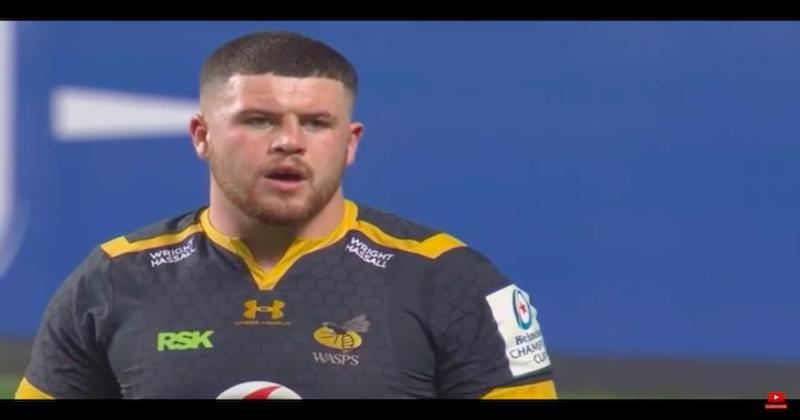 Qui est Alfie Barbeary, la nouvelle sensation du rugby anglais ?
