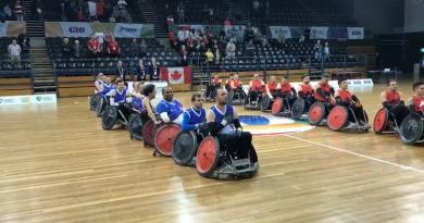 A Tokyo, la France entre en lice à la Coupe du monde de rugby fauteuil