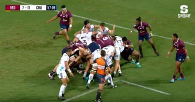 Super Rugby - Les Crusaders activent le mode cocotte de combat pour une 18e victoire de rang