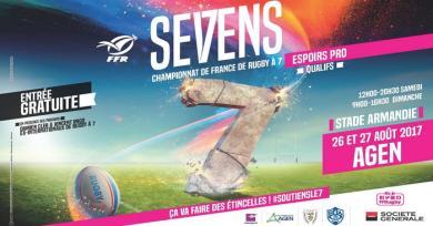 Rugby à 7 - Agen et Perpignan vont accueillir la phase qualificative de l'Espoirs Pro Sevens