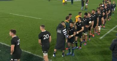 All Blacks : cinq joueurs écartés, voici le groupe pour affronter l'Australie !