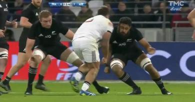 All Blacks : Patrick Tuipulotu fixé sur son sort après sa citation face au XV de France
