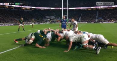 Avant la finale, Angleterre/Afrique du Sud, c'est 2 partout l'ovale au centre