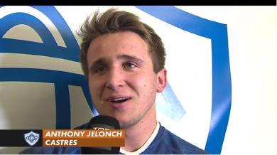VIDEO: L'énorme cul de Jelonch sur Raka lors de la victoire de Castres contre Clermont