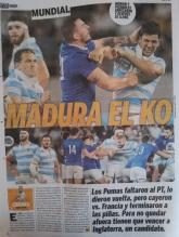 Coupe du monde - Après la désillusion, c'est mission quasi-impossible pour l'Argentine