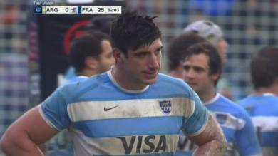 VIDÉO. Argentine : Tomás Lavanini s'illustre par ses mauvais gestes contre le XV de France