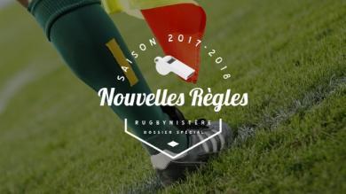 Dossier nouvelles règles - Eté 2017. Bloquer le plaqueur et les joueurs en bordure de ruck